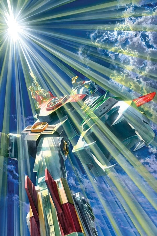 Voltron: getting up in some robeasts with the blazing sword!!!!