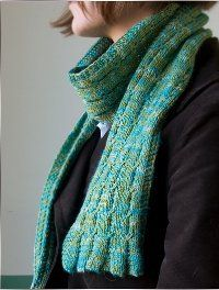 15 Free Knitting Scarves Patterns and More