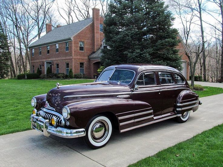 1071 best buick late 40 39 s 50 39 s images on pinterest for 1951 buick special 4 door