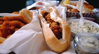 Shrimp n Stuff: Galveston restaurant named one of America's best seafood dives - 2013-Jun-21
