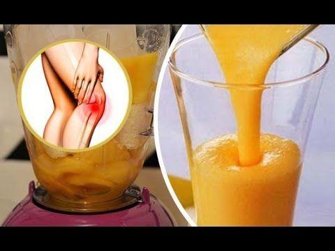 """Diga Adiós al Dolor de Rodilla y Las """"Articulaciones"""" desde Hoy, Con Este Remedio Delicioso! - YouTube"""