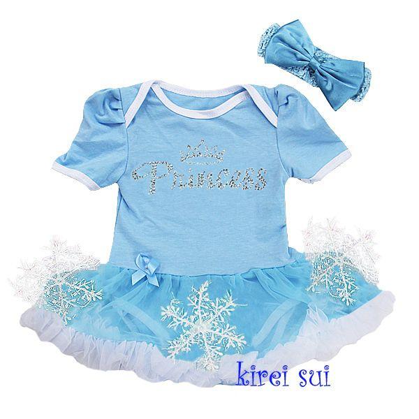 Frozen - baby peuter jurk Princess zoals prinses Elsa met sneeuwvlokken. http://www.mijnwebwinkel.nl/winkel/dottig/c-2819160/frozen-elsa-en-anna/