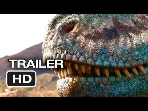 The new Walking with Dinosaur 3-D movie trailer.  Expect screenings from 20th December 2013.  Check out Everything Dinosaur's blog for more film updates and articles.