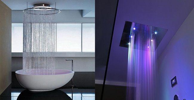 Light Bathroom Design