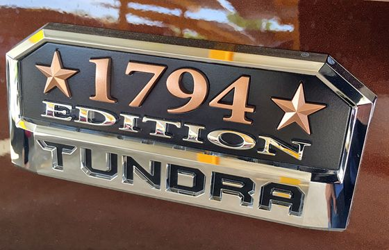 2016 Toyota Tundra 1794 Is a Road-Trip King | Toyota of Hollywood