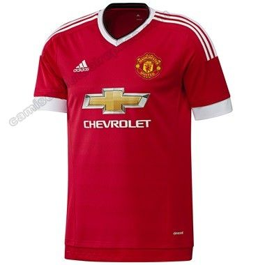 Camiseta Manchester United 1ª 2015/2016 ( Tailandia )