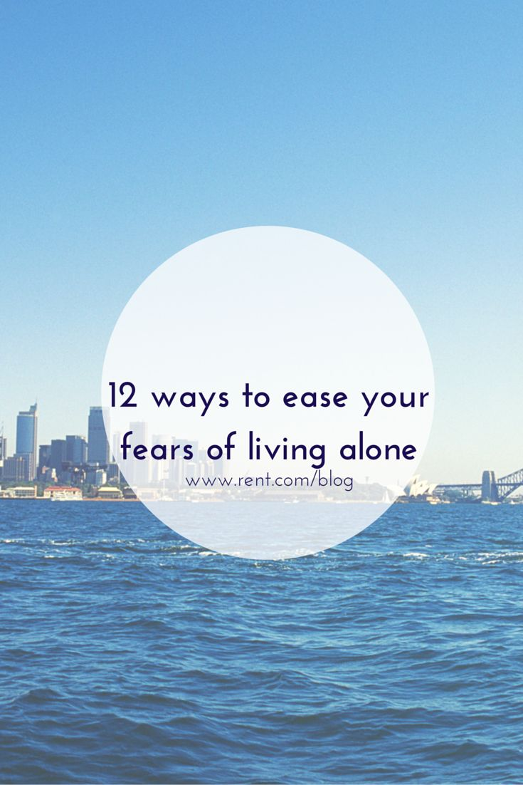 Living alone has many advantages, but it can also come with some fears and hesitations. If you are a woman who feels uneasy about living alone, make sure you read these steps to boost your comfort level while living alone!