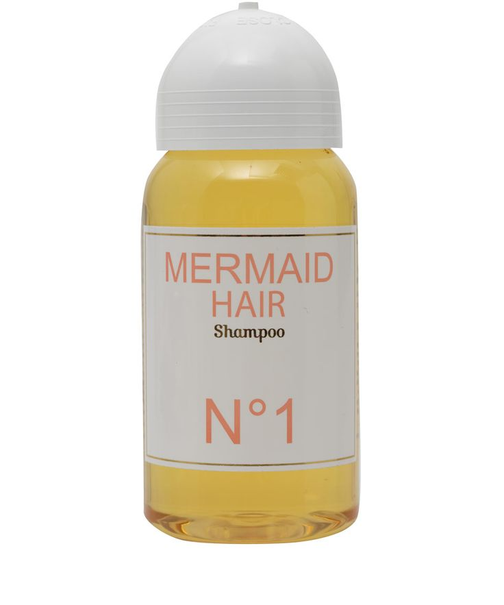 """23 May 2014 - Mermaid, Hair Shampoo - """"It smells like Pina Collada and leaves hair ultra soft and shiny. It's also probably the best name for a product… ever!"""" Sarah Coonan, Beauty Buyer"""