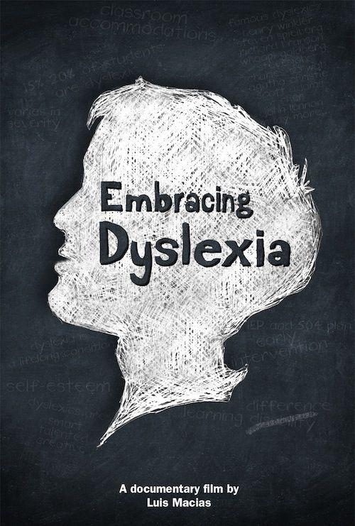 Filmtipp: Embracing Dyslexia - Legasthenie akzeptieren #Legasthenie