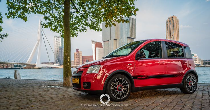 Fiat Panda 100HP | #fiat