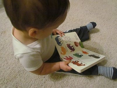 8 Tips for Reading With a Toddler by teachpreschool #Parenting #Toddler #Reading