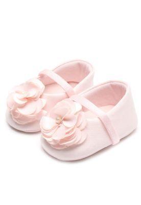 9223a54c3f Sapato Pimpolho Baby Menina Rosa