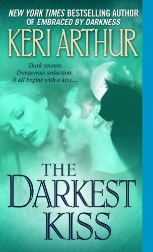 The Darkest Kiss (Riley Jensen, Guardian, Book 6) (Riley Jenson Guardian) by Keri Arthur, http://www.amazon.com/dp/B000YJ541W/ref=cm_sw_r_pi_dp_FxODrb15SQ7M1
