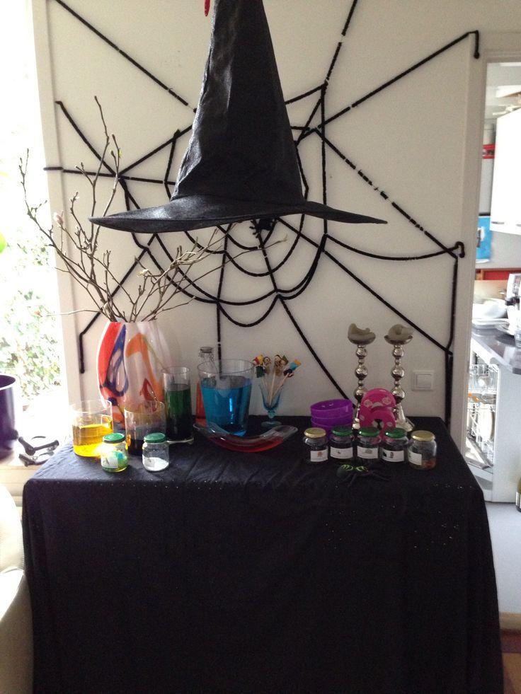Heksenfeest/halloween