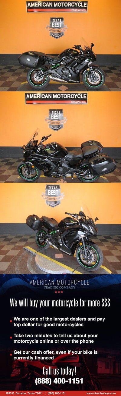 Motorcycles: Kawasaki Ninja 2015 Kawasaki Ninja 650 Abs- Ex650eff Low 2,548 Miles -> BUY IT NOW ONLY: $5999 on eBay!