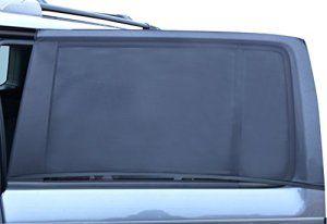 Universel pour Voiture Pare-Soleil pour Fenêtre latérale arrière pour un maximum de protection UV pour bébé, enfants et chiens. Best…
