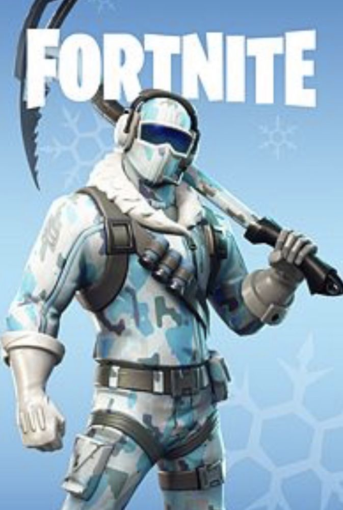 Fortnite Deep Freeze Bundle Pc Ps4 Fortnite Fortnitebattleroyale