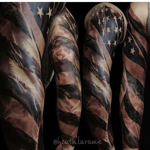 Instagram photo by patriot_ink