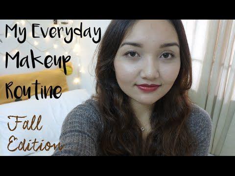 Everyday Makeup : Fall Edition | Mekap Harian Trend Musim Luruh | Suri C...