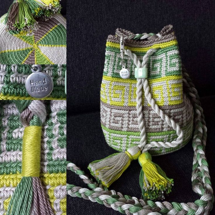 #mochila #tapestry #tas #bag #haken #handmade #kralentik #mode #fashion #cotton #katoen #crochet #kralentik