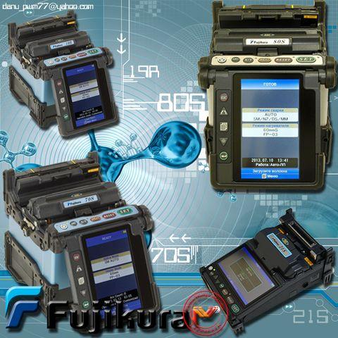 Jual Splicer Fujikura 70S, 80S, 62S, 22S..-PWM- | KASKUS
