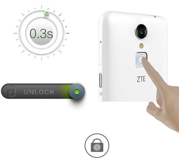 ZTE Blade A1: The most economical smartphone with fingerprint sensor