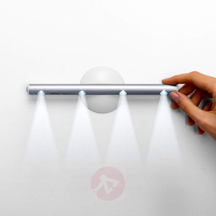 Dekorativt lys med LEDstixx på veggen eller bordet-7261053-30