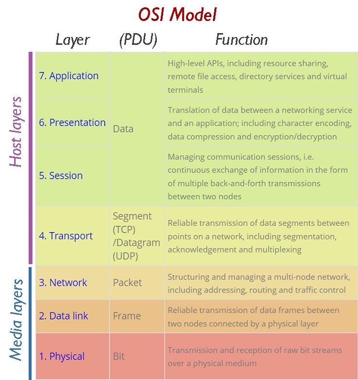 osi layer quiz question essay example Ip and ipx are examples of protocols that operate in what layer of the osi model the network interface card operates at what layer of the osi - 2044941.