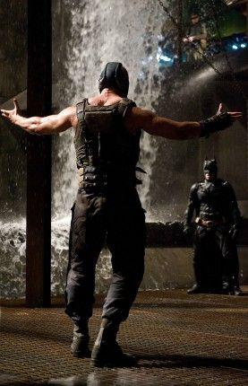 The Dark Knight Rises Bane vs Batman.    Bane Workout