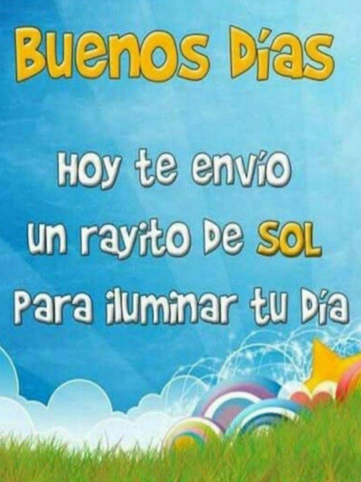 (notitle) – Buenos dias
