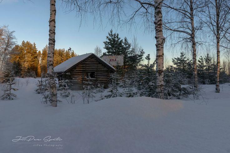 Dying countryside - Puutoskylä