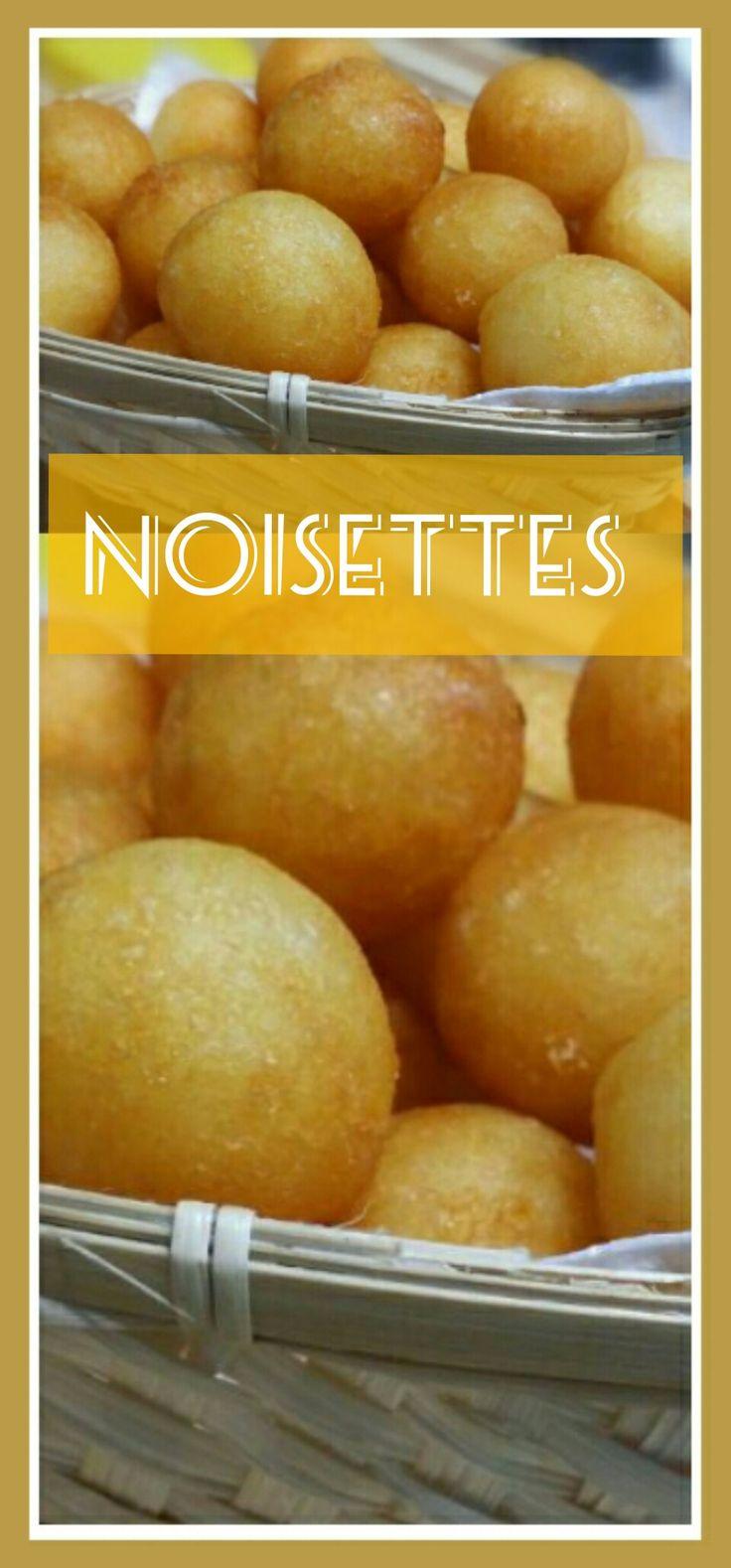 Noisettes le palline di patate Il contorno perfetto per tutte le occasioni