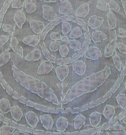 Best images about embroidery chikankari on pinterest