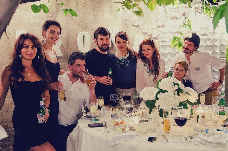 Peroni /Verona event/special guests