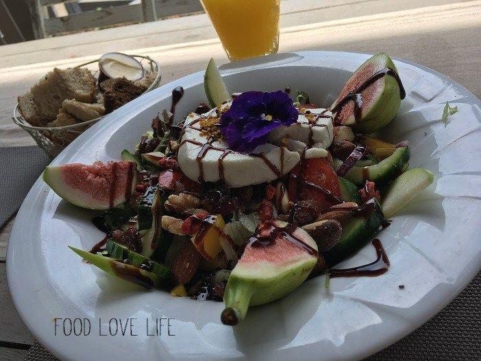 Salade Lunch Villa Heidetuin Bergen op Zoom