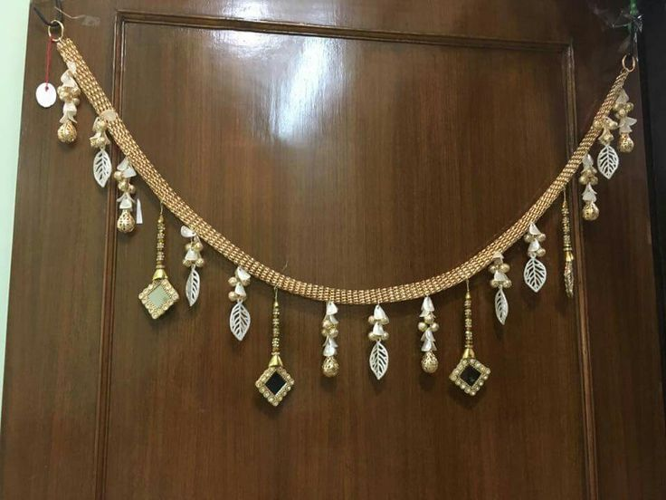 Diwali Decorations Floral Decorations Wedding Decorations Décor Room Puja Room Door Hangings Diy And Crafts Kids Crafts Torah & 140 best door hanging images on Pinterest | Garlands Beaded ...