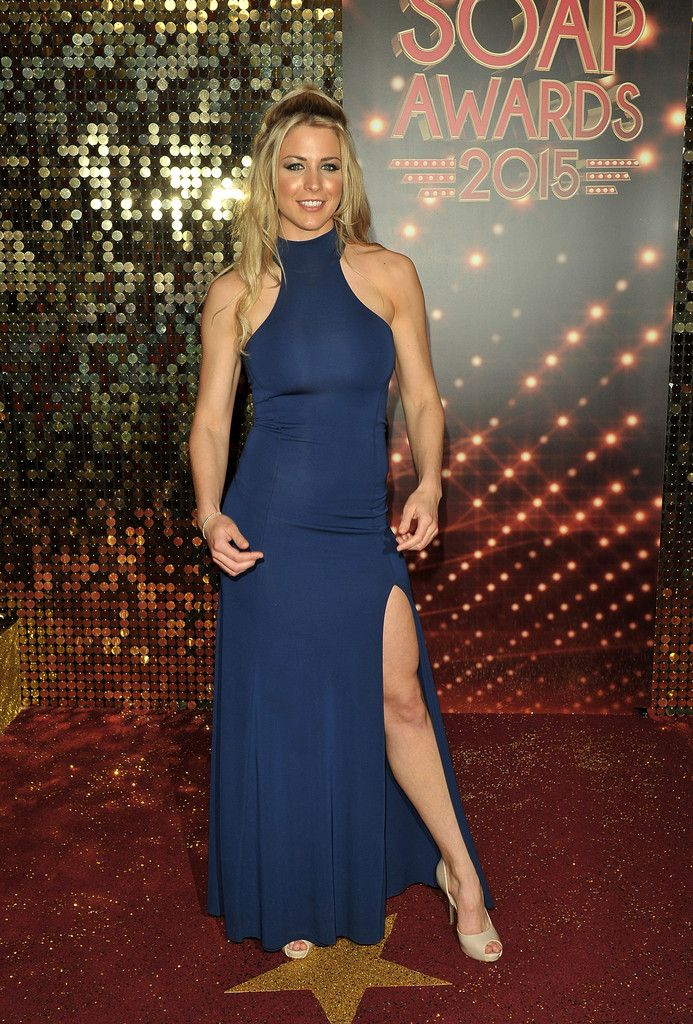 Gemma Atkinson Photos Photos - British Soap Awards - Red Carpet Arrivals - Zimbio