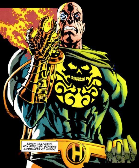 Marvel casts their Baron Von Strucker in Avengers 2