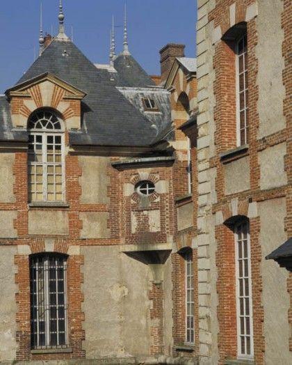 Cabinet sur pendentif (détail de aile ouest), Boissy-Saint-Léger