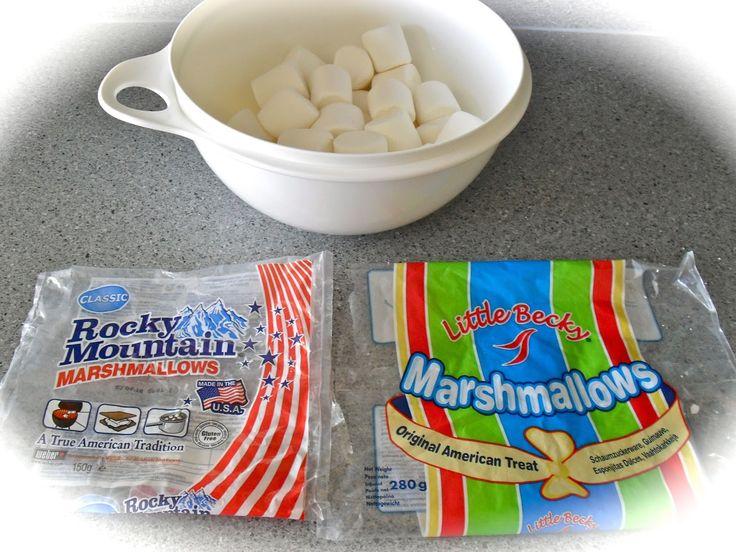 Aatun apajilla: Riisimuroherkut eli Rice Krispies Treats (Original...