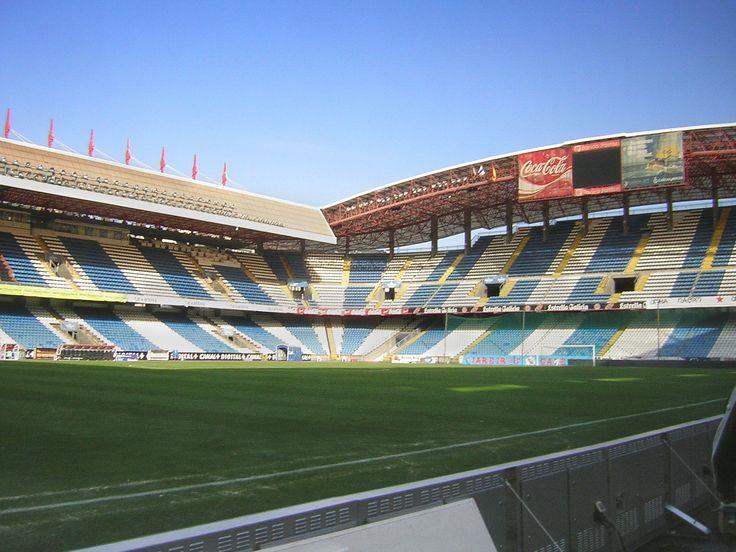 List of stadiums in Spain - Wikipedia