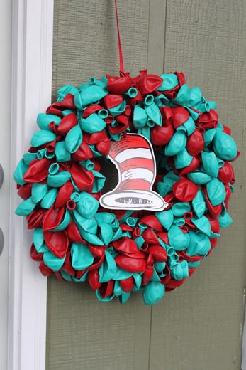 """Dr. Seuss  Birthday Party Ideas   """"Dr. Seuss's The Cat in the Hat"""" - Center for Puppetry Arts, Atlanta, GA"""