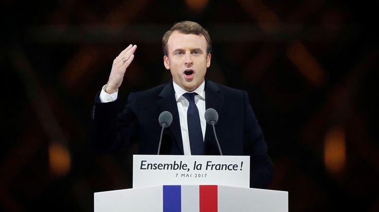 """Wer im Vorfeld der Wahlen in Frankreich nach einem """"Propagandamegafon"""" gesucht hat, wurde fündig. Ein besonders plumper Wahlaufruf der Zeitung Libération für Emmanuel Macron läuft auf eine außerordentlich freche Art von Einmischung hinaus."""