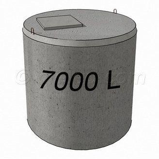 La citerne en béton vibré de 7000 litres est idéale pour stocker l'eau de pluie dans de bonnes conditions. Le béton de la citerne a la faculté de réguler l'acidité naturelle de l'eau de pluie qui peut ainsi être utiliseé pour le lavage du linge, l'alimentation en eau des toilettes et des robinets de puisage. A découvrir sur www.cieleo.com/s/26179_136082_collecteur-eau-de-pluie-7000-l