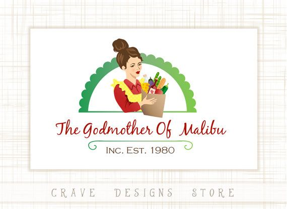 Character Logo Illustration Graphic Premade by CraveDesignsStore