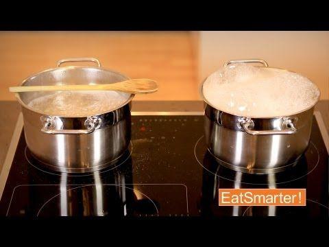 Nie wieder überkochendes Nudelwasser - Die 50 Besten Küchentricks der Welt - Hier unseren Youtube Channel abonnieren und keine neue Folge mehr verpassen: http://www.youtube.com/Eatsmarterde