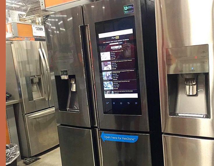 24 besten Kühlschrank Bilder auf Pinterest | Samsung, Kühlschränke ...