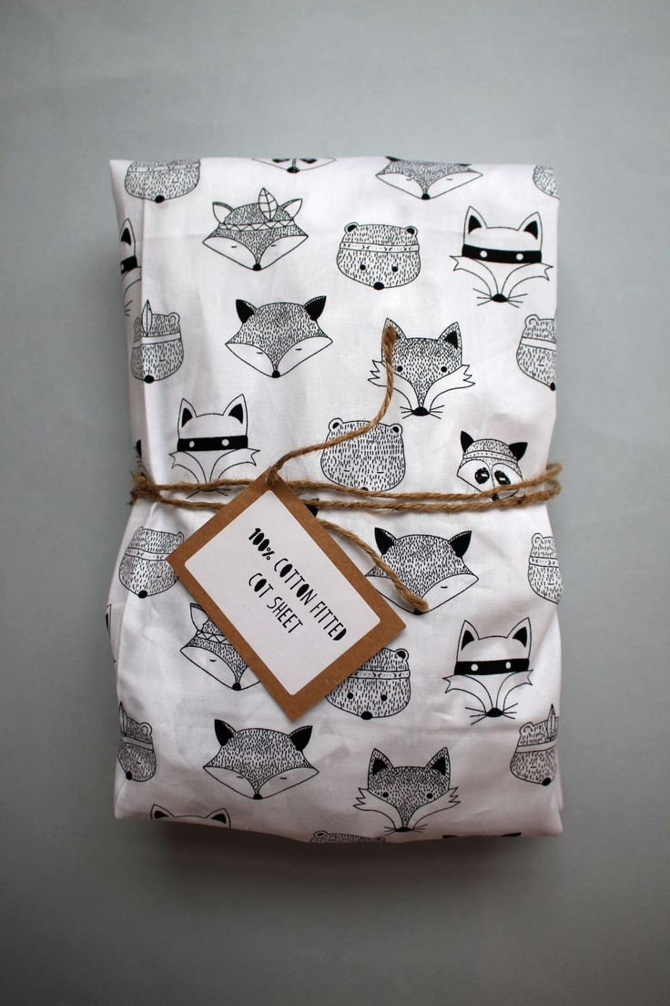 Special enclosed crib for premature babies - Our Newest Cot Crib Sheet Design Children Of The Forest Perfectly Unisex And