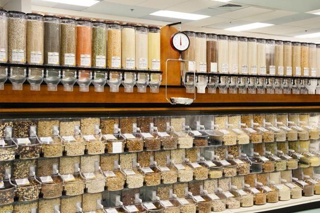 Es Seguro Comprar A Granel En 2020 Despensa De Alimentos Diseño De Supermercado Granel