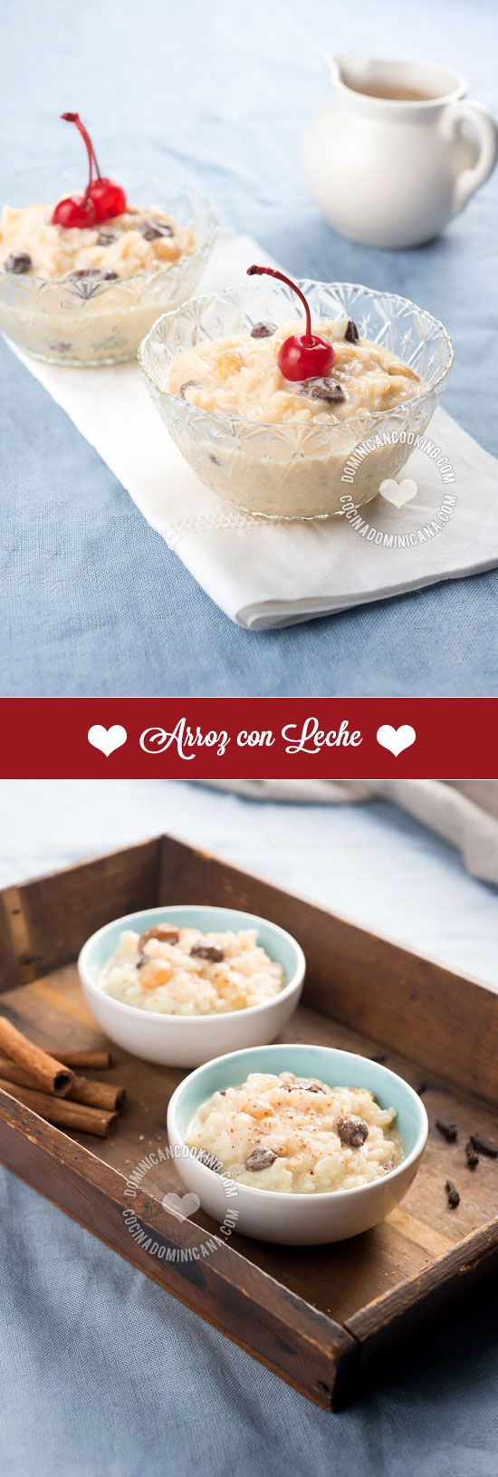 Arroz con Leche Recipe (Rice Pudding): There are many versions, but the Dominican one, with its heavenly mix of spices, stands out above the crowd.